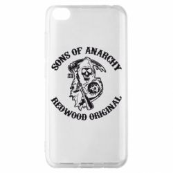 Чехол для Xiaomi Redmi Go Sons of Anarchy