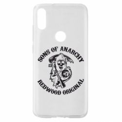 Чехол для Xiaomi Mi Play Sons of Anarchy