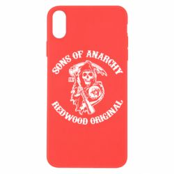 Чехол для iPhone X/Xs Sons of Anarchy