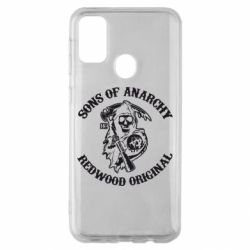 Чехол для Samsung M30s Sons of Anarchy