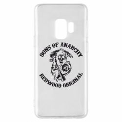 Чехол для Samsung S9 Sons of Anarchy
