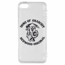 Чехол для iPhone5/5S/SE Sons of Anarchy