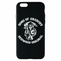 Чехол для iPhone 6/6S Sons of Anarchy