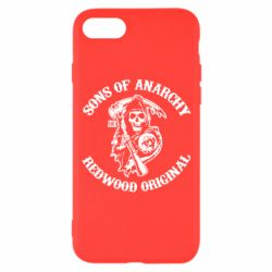 Чехол для iPhone 7 Sons of Anarchy