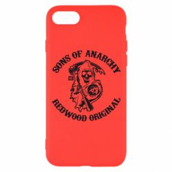 Чехол для iPhone 8 Sons of Anarchy