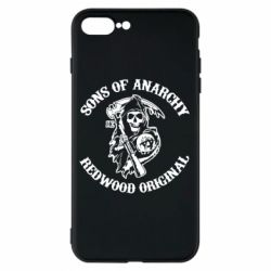 Чехол для iPhone 8 Plus Sons of Anarchy