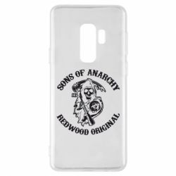 Чехол для Samsung S9+ Sons of Anarchy