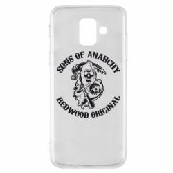 Чехол для Samsung A6 2018 Sons of Anarchy
