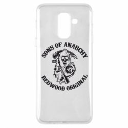 Чехол для Samsung A6+ 2018 Sons of Anarchy