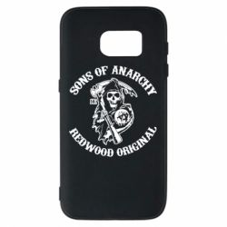 Чехол для Samsung S7 Sons of Anarchy