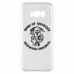 Чехол для Samsung S8 Sons of Anarchy