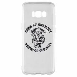 Чехол для Samsung S8+ Sons of Anarchy