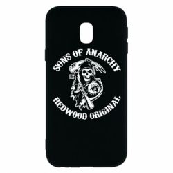 Чехол для Samsung J3 2017 Sons of Anarchy