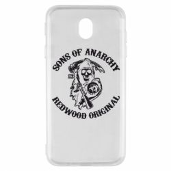 Чехол для Samsung J7 2017 Sons of Anarchy