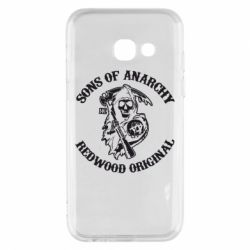 Чехол для Samsung A3 2017 Sons of Anarchy