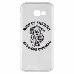 Чехол для Samsung A5 2017 Sons of Anarchy