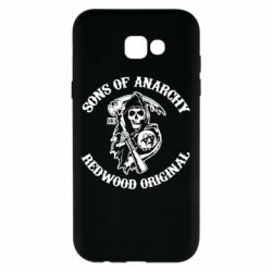 Чехол для Samsung A7 2017 Sons of Anarchy