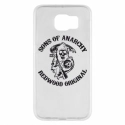 Чехол для Samsung S6 Sons of Anarchy