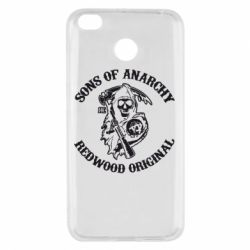 Чехол для Xiaomi Redmi 4x Sons of Anarchy