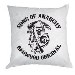Подушка Sons of Anarchy