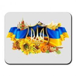 Коврик для мыши Сонячна Україна - FatLine