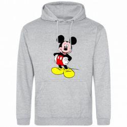 Мужская толстовка Сool Mickey Mouse - FatLine