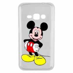 Чохол для Samsung J1 2016 Сool Mickey Mouse