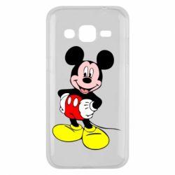 Чохол для Samsung J2 2015 Сool Mickey Mouse