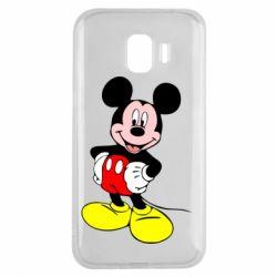 Чохол для Samsung J2 2018 Сool Mickey Mouse