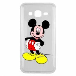Чохол для Samsung J5 2015 Сool Mickey Mouse