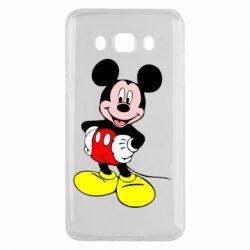 Чохол для Samsung J5 2016 Сool Mickey Mouse