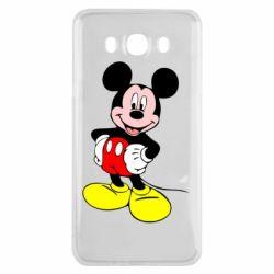 Чохол для Samsung J7 2016 Сool Mickey Mouse