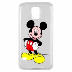 Чохол для Samsung S5 Сool Mickey Mouse