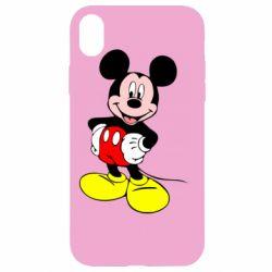 Чохол для iPhone XR Сool Mickey Mouse