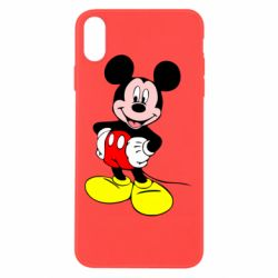 Чохол для iPhone Xs Max Сool Mickey Mouse
