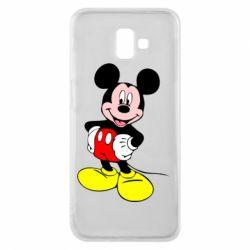 Чохол для Samsung J6 Plus 2018 Сool Mickey Mouse