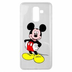 Чохол для Samsung J8 2018 Сool Mickey Mouse