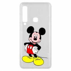 Чохол для Samsung A9 2018 Сool Mickey Mouse