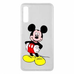 Чохол для Samsung A7 2018 Сool Mickey Mouse