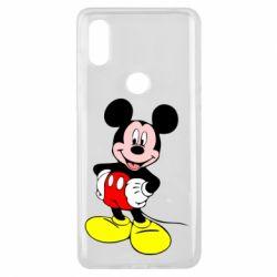 Чохол для Xiaomi Mi Mix 3 Сool Mickey Mouse