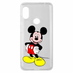 Чохол для Xiaomi Redmi Note Pro 6 Сool Mickey Mouse