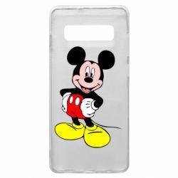 Чохол для Samsung S10+ Сool Mickey Mouse