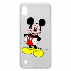 Чохол для Samsung A10 Сool Mickey Mouse