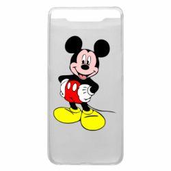 Чохол для Samsung A80 Сool Mickey Mouse