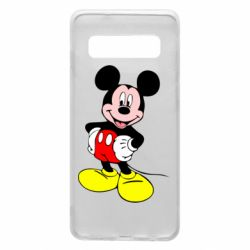 Чохол для Samsung S10 Сool Mickey Mouse