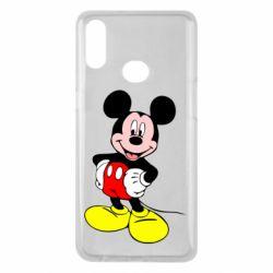 Чохол для Samsung A10s Сool Mickey Mouse
