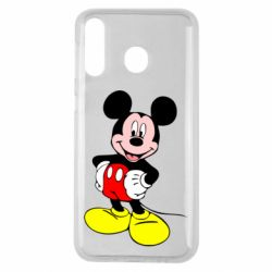 Чохол для Samsung M30 Сool Mickey Mouse