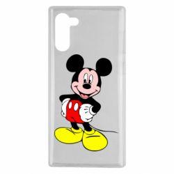 Чохол для Samsung Note 10 Сool Mickey Mouse
