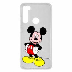 Чохол для Xiaomi Redmi Note 8 Сool Mickey Mouse