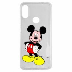 Чохол для Xiaomi Redmi Note 7 Сool Mickey Mouse